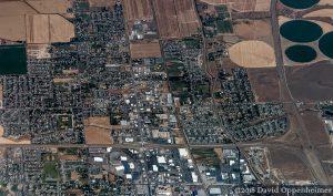 Chubbuck Idaho Aerial