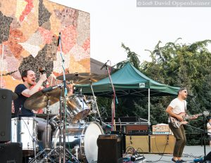 The Helio Sequence at KEXP and Seattle Center Presents Concerts at the Mural