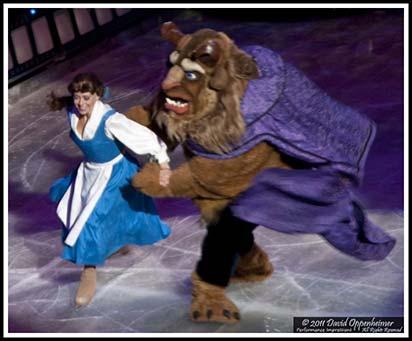 Disney on Ice Photography