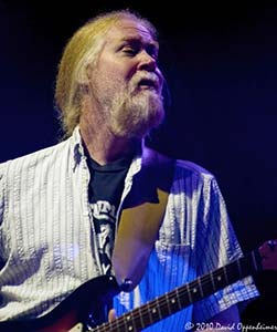 jimmy herring of widespread panic at all good music festival