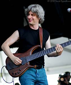 Mike Gordon Band at All Good Festival 2008