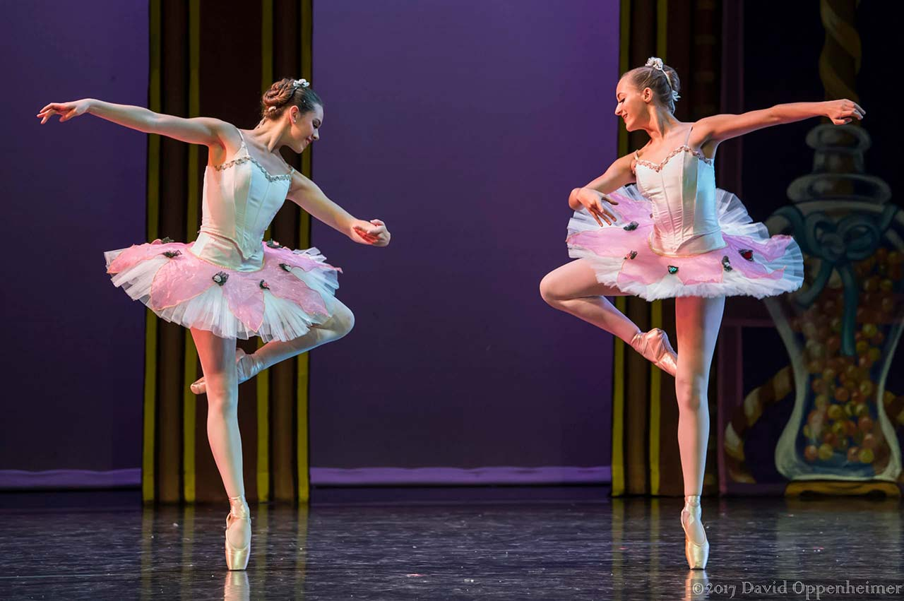 The Nutcracker at Ballet Conservatory of Asheville