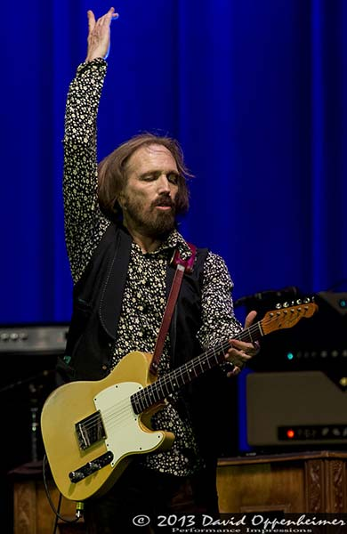 Tom Petty and The Heartbreakers at Bonnaroo Music Festival 2013
