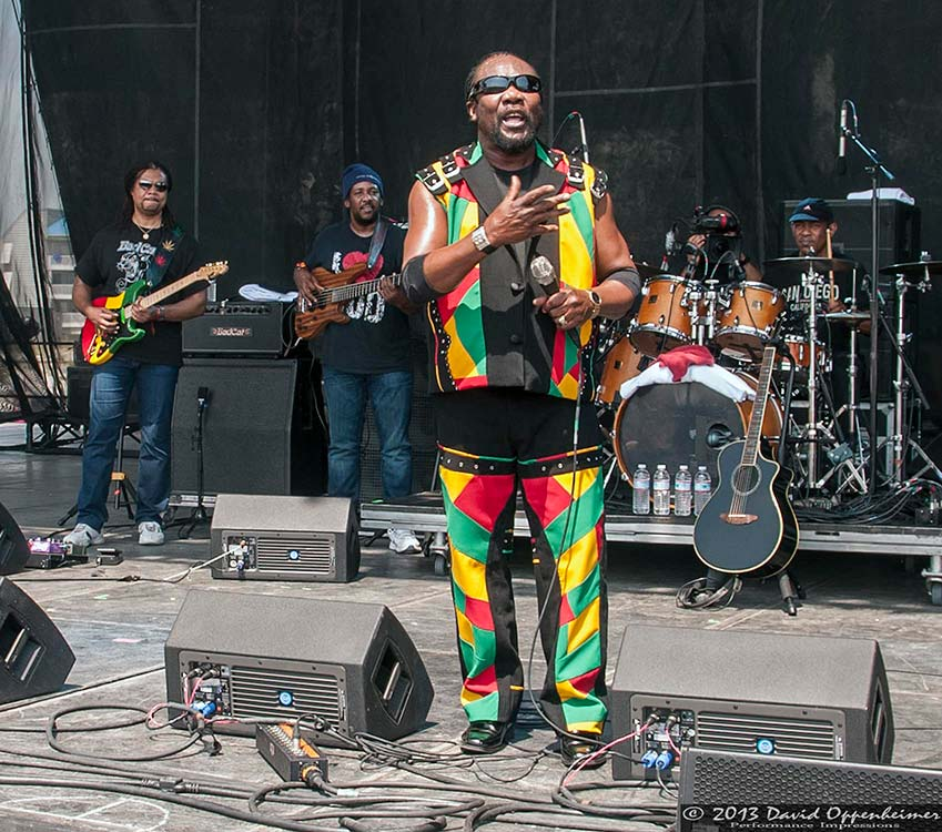 Toots and The Maytals at Hangout Music Festival 2013
