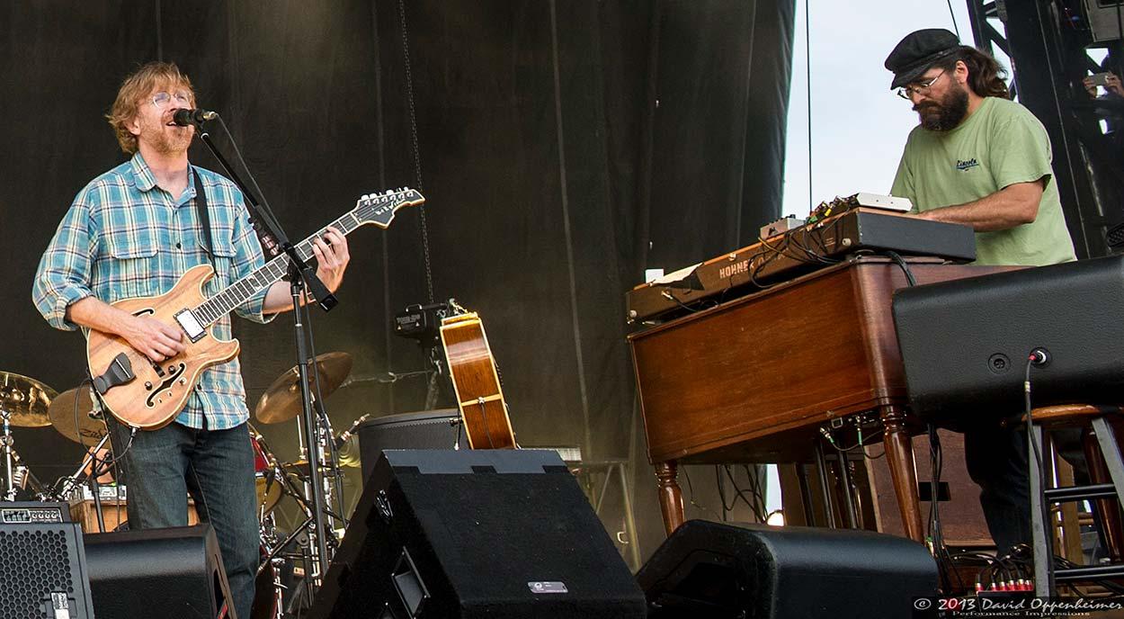 Trey Anastasio Band at Hangout Music Festival 2013