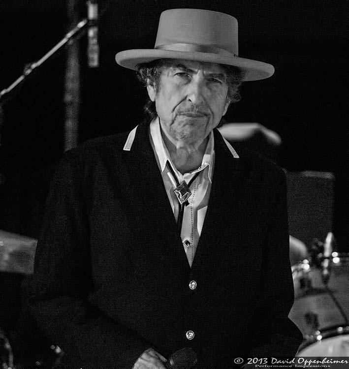 Bob Dylan Never Ending Tour 2013