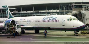 AirTran Airways Jet Plane