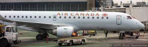 Air Canada Jet Plane