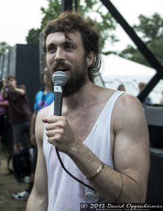 Alex Ebert with Edward Sharpe and the Magnetic Zeros