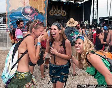 All Good Festival Crowd Photos 2013