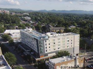 Aloft Asheville Downtown