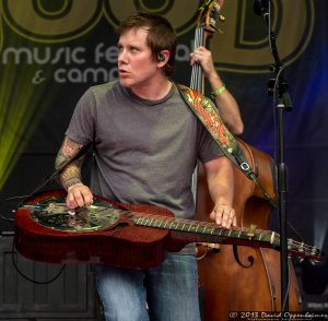 Andy Hall with The Infamous Stringdusters