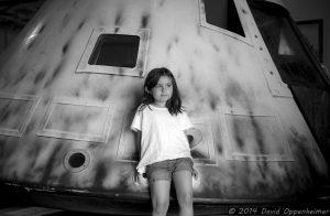 Apollo 8 Capsule at Patriots Point