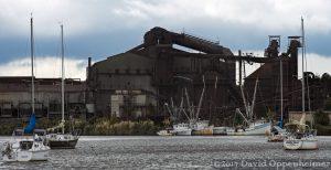 ArcelorMittal Steel Mill in Georgetown, South Carolina