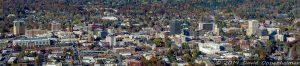 Asheville Aerial Photo