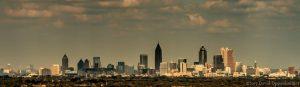 Atlanta City Skyline - Cityscape