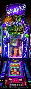 Beetlejuice Slot Machine at Lumière Place Casino