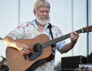 Bill Nershi with The String Cheese Incident