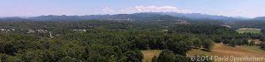Biltmore Estate Aerial