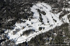 Biltmore Forest Country Club Aerial