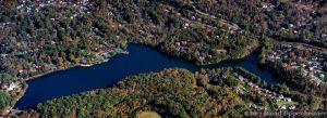 Biltmore Lake Real Estate Aerial Photo
