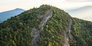 Blue Ridge Mountains near Cashiers, North Carolina