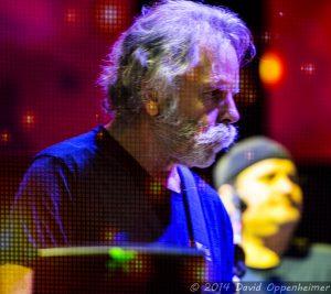 Bob Weir with Furthur
