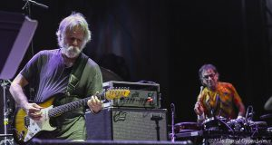 Billy & the Kids with Bob Weir & Mickey Hart at Lockn' Music Festival