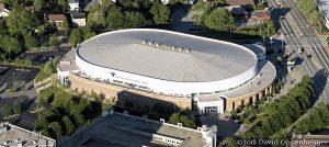 Bon Secours Wellness Arena Aerial