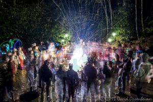 LEAF Festival Bonfire