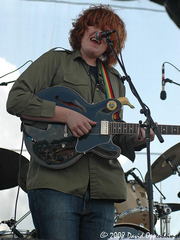 Brett Dennen at Langerado Music Festival 2008