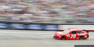 NASCAR at Bristol Motor Speedway - Matt Kenseth #20