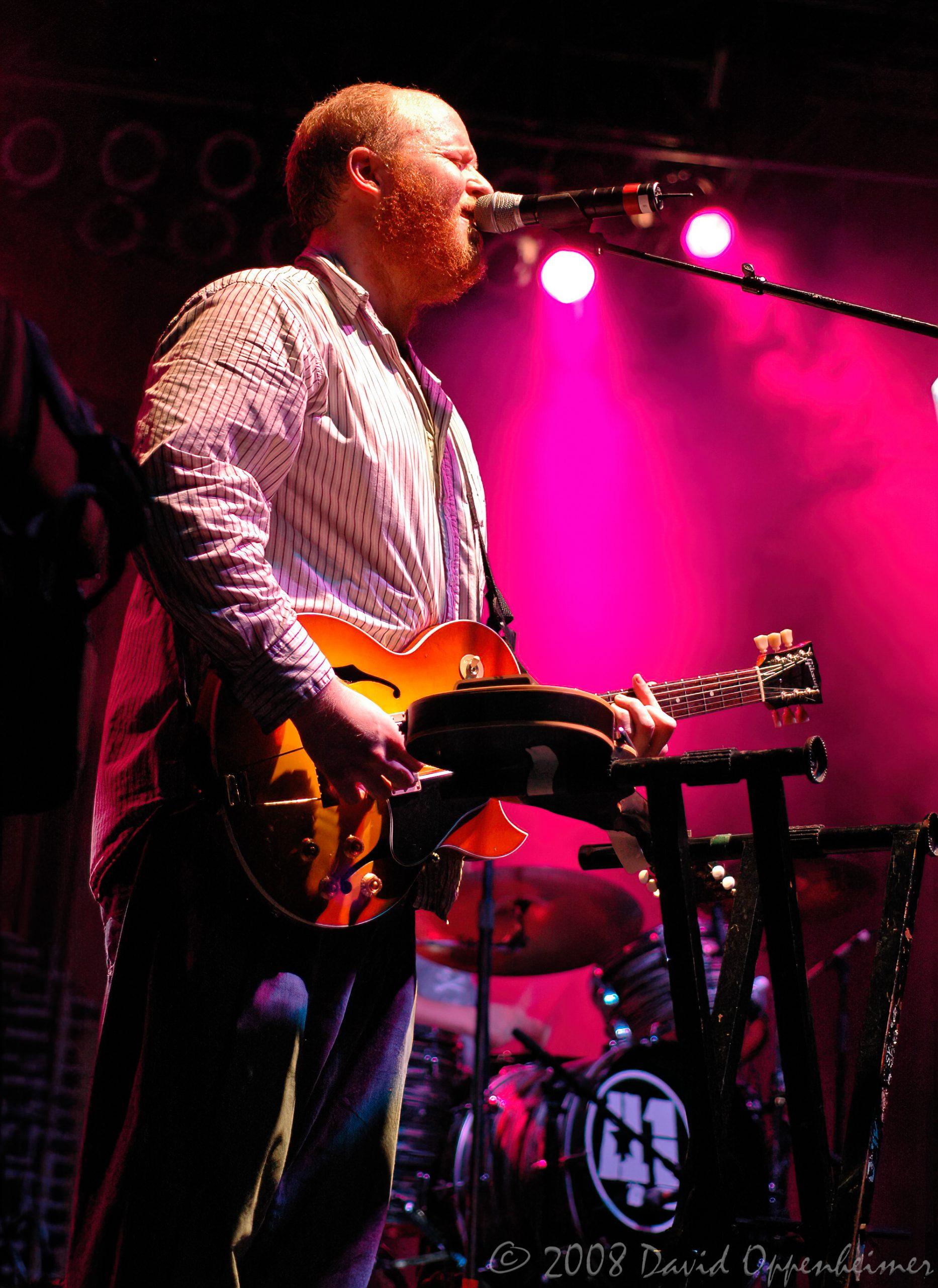 Perpetual Groove at Langerado Music Festival 2008