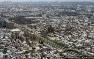 Bronx New York Aerial Photo