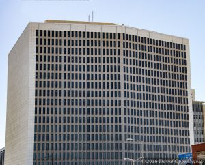 Byron Rogers Federal Building and United States Courthouse in Denver