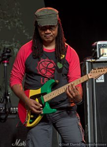 Carl Harvey with Toots and the Maytals