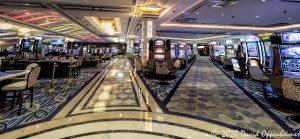 The Palazzo at The Venetian Casino Slot Machines in Las Vegas, Nevada