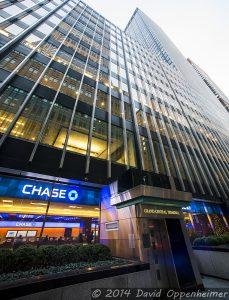 JPMorgan Chase Bank at Grand Central Terminal