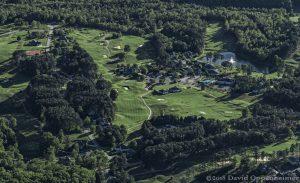 Cherokee Valley Golf Club Aerial