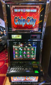 Chip City Slot Machine at Lumière Place Casino