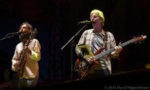 Chris Robinson and Phil Lesh
