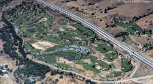 Coyote Creek Golf Club Golf Course Aerial