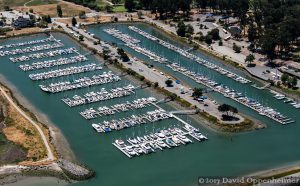 Coyote Point Yacht Club in San Mateo, California