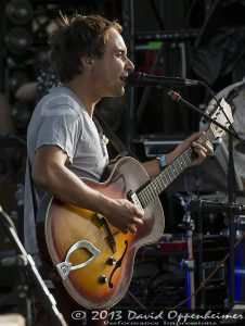 Daniel Rossen with Grizzly Bear