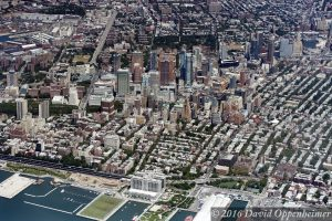 Downtown Brooklyn Aerial Photo in NYC