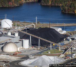 Duke Energy Coal Burning Asheville Plant