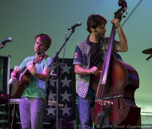 Daniel Rodriguez and Dango Rose with Elephant Revival