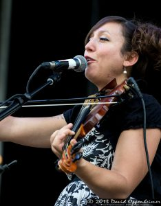 Erin Zindle with The Ragbirds