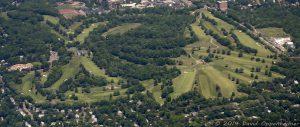 Fairchild Wheeler Golf Course in Fairfield, Connecticut