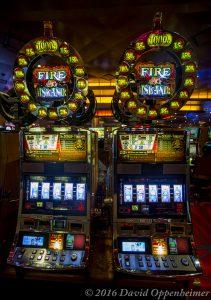 Fire Island Slot Machine at Lumière Place Casino